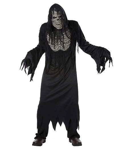 Horror-Shop Disfraz de Ghoul con máscara L: Amazon.es ...