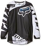 Fox Racing 180 Race Youth Boys Dirt Bike Motorcycle Jerseys - Black / Large