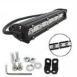 "6"" inch LED work light 18W flood light LED light Bar Fog lamp driving lighting for Suv, Trunk, Jeep light offroad"