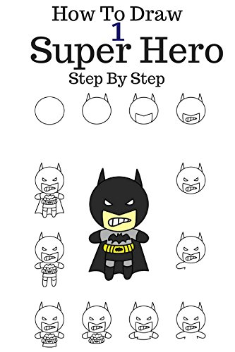 how to draw super hero 6 marvel character draw step by step green lantern