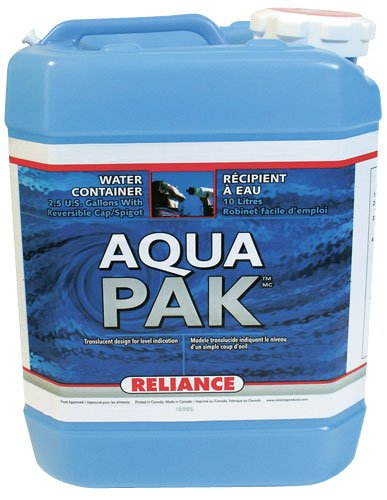 Reliance Products Aqua Pak Gallon Container