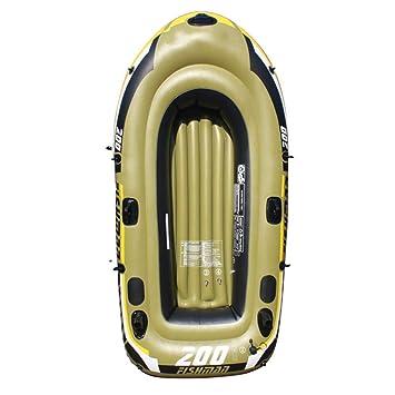 SS Boat Kayak Kayak Bote Inflable, Resistente Al Desgaste ...