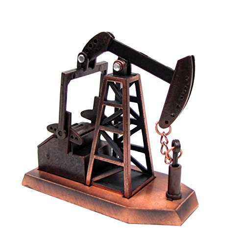 TG,LLC 1:48 O Gauge Scale Replica Oilfield Oil Pump Jack Rig Die Cast Pencil Sharpener