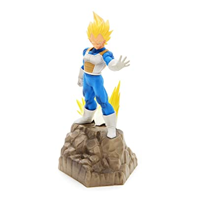 Banpresto Dragonball Z Absolute Perfection Figure-Vegeta, Blue: Toys & Games