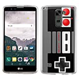 One Tough Shield SLIM-FIT TPU Gel Phone Case for LG Stylo 2 PLUS – (Game Controller)