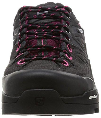 Bordeaux Randonnée Hot Chaussures de Hot Asphalt Pink Salomon Asphalt Gris Femme L37927000 Pink Bordeaux wqUaAWnfx0