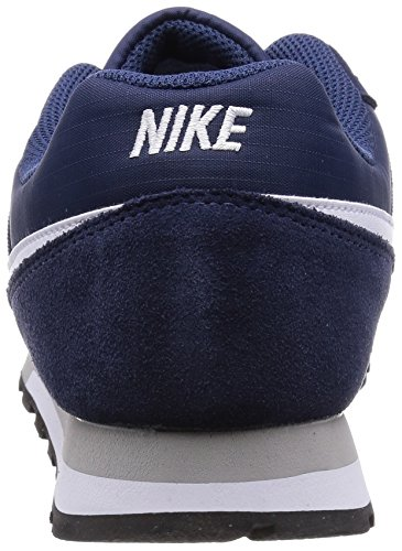 midnight De Nike Adulto Grey wolf Azul Unisex white Navy 642767 Running Zapatillas 401 nSwqBqHx18