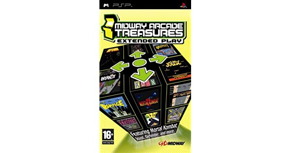 Midway Arcade Treasures: Extended Play: Amazon.es: Videojuegos