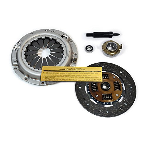 EFT PREMIUM CLUTCH KIT PROBE 625 MX-6 2.2L B2000 B2200 CAPRI XR2 323 GTX TURBO -