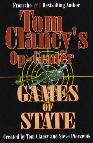 book cover of Games of State