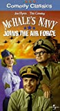 Mchale's Navy Joins the Air Force [VHS]