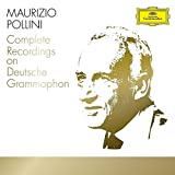 Pollini - Complete Recordings On Deutsche Grammophon [55 CD/3 DVD Box Set]