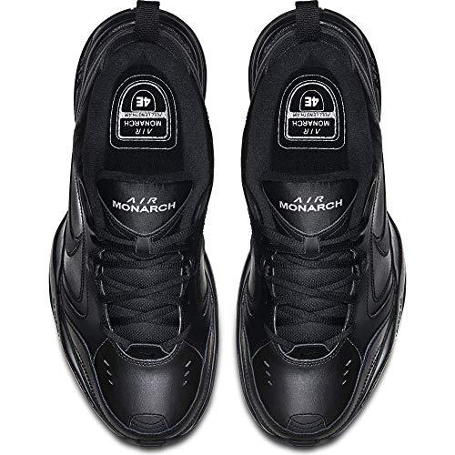 Nike Air Monarch IV Mens' Training Shoes Black/Black 415445-001 (11 D(M) US)