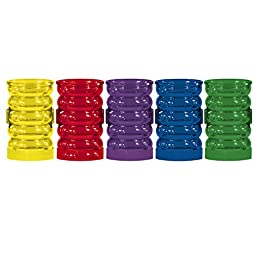 Kaytee CritterTrail Fun-nels Straight 3.5-Inch Tube, Colors Vary