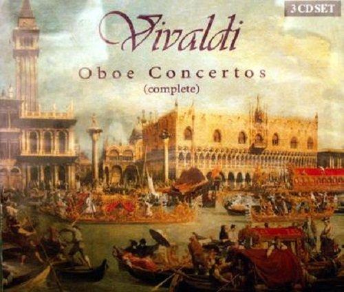(Vivaldi: Oboe Concertos (Complete))