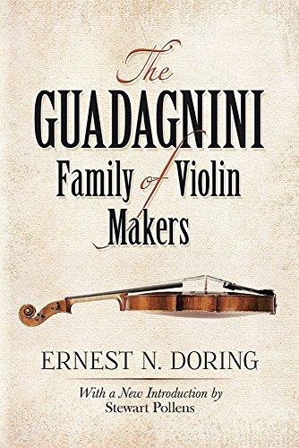 y of Violin Makers (Dover Books on Music) (Italian Violin Music)