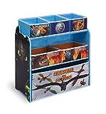 Delta Children Multi-Bin Toy Organizer, DreamWorks How to Train Your Dragon 2