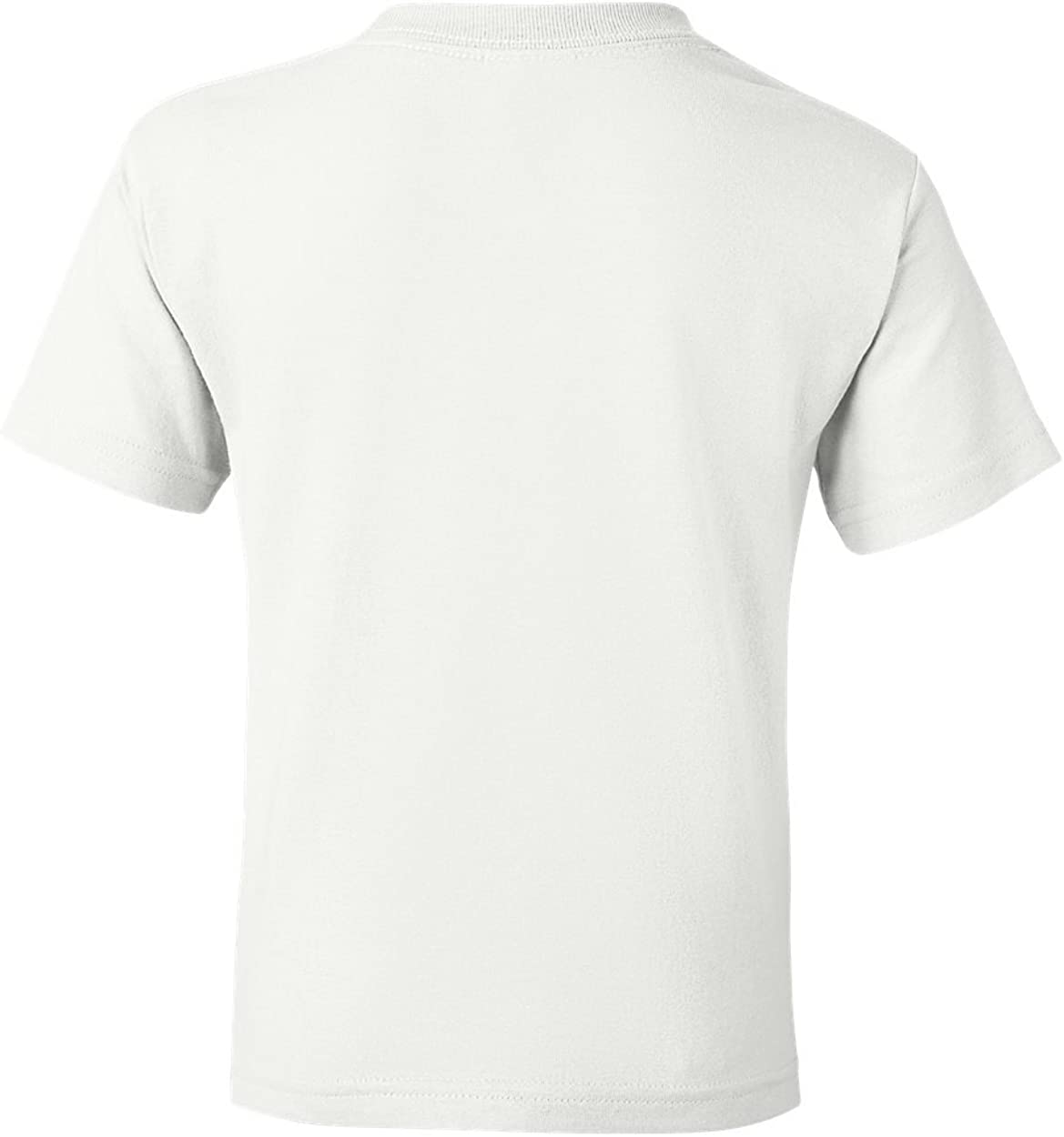G800B L White Pack of 12 Gildan 5.5 oz 50//50 T-Shirt
