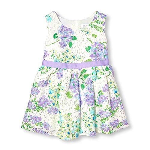 78db28c85b5c The Children s Place Baby Girls  Sleeveless Dressy Dresses