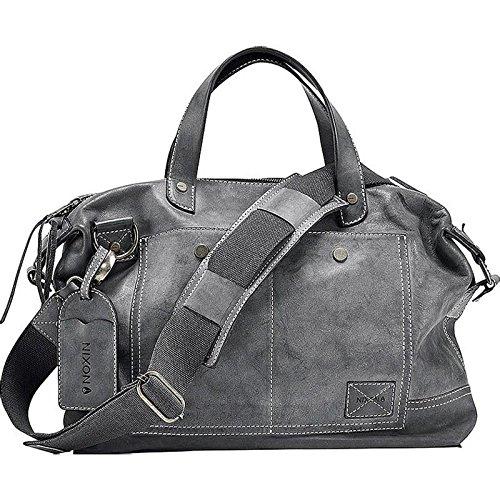 Amazon.com: Nixon Calle Messenger Bag gis Black: Shoes