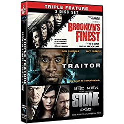 Brooklyn's Finest / Traitor / Stone (Three-Pack)