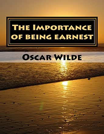 a review of oscar wildes book importance of being earnest Home sparknotes literature study guides importance of being earnest the importance of being earnest oscar wilde table of contents plot overview summary and analysis important quotations explained further study context quizzes.