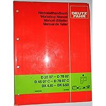 amazon com deutz fahr books rh amazon com Deutz -Fahr Manual Deutz Repair Manual