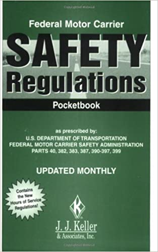 Amazon federal motor carrier safety regulations pocketbook federal motor carrier safety regulations pocketbook 7orsa revised edition fandeluxe Image collections