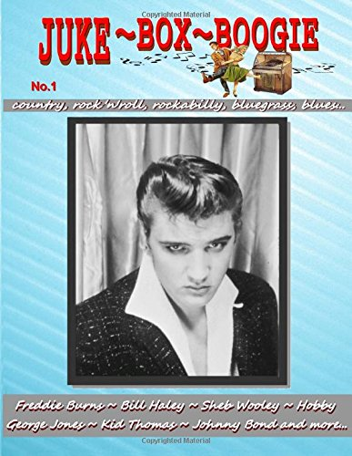 JUKE BOX BOOGIE Music Magazine English version: English Version ebook