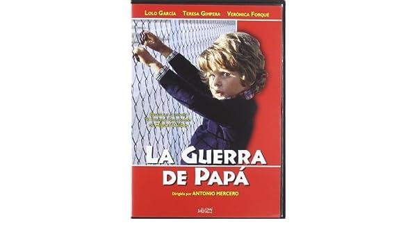 Amazon.com: La Guerra De Papá (1977) (Import Movie) (European Format - Zone 2): Movies & TV
