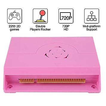 Juegos 2D 2255 en 1 Sistema de Juegos Arcade Pandoras Box 6 ...