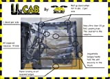 Heavy Duty Full Forklift Cab Enclosure Cover