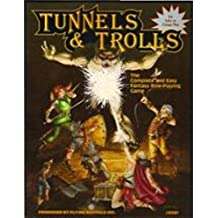 Tunnels and Trolls by Ken St. Andre (1991-09-03)