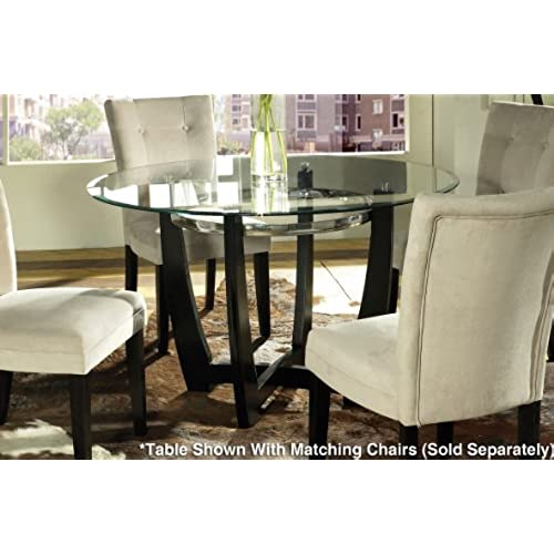 Round Glass Dining Table Sets: Amazon.com