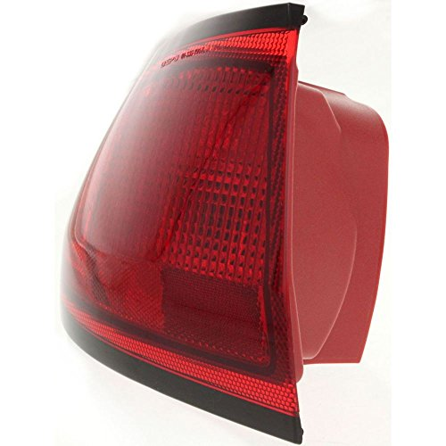 Diften 166-C0840-X01 - New Tail Light Taillight Taillamp Brakelight Lamp Driver Left Side LH Hand - Sunfire Pontiac Tail