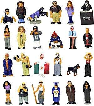 Homies Series 5 - 24 Figure Set