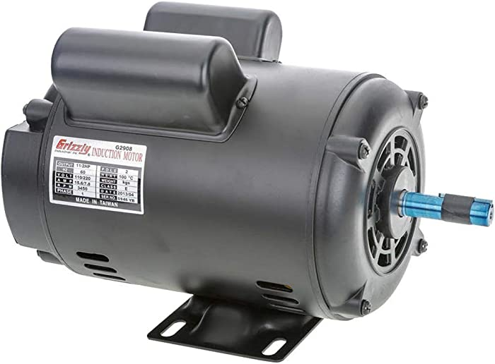 Top 10 Grizzy 15 Hp Motor