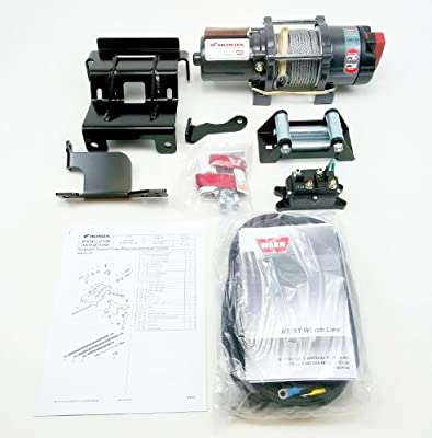 Honda 08L94-HP5-100 Winch Kit