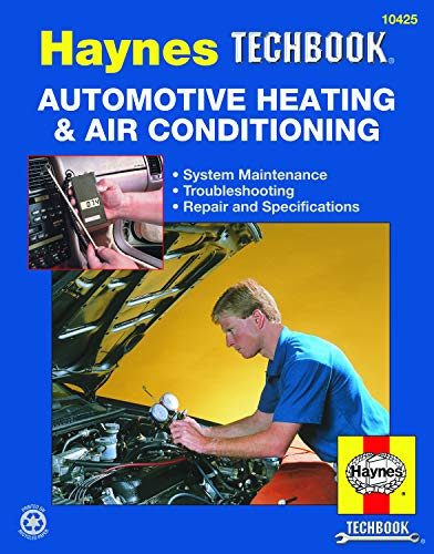 Automotive Heating - Automotive Heating & Air Conditioning Haynes TECHBOOK