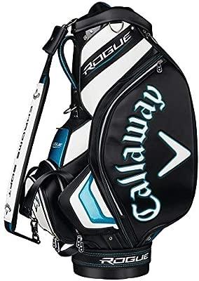 Amazon.com : Callaway Golf 2018 Rogue Staff Cart Bag, Black ...