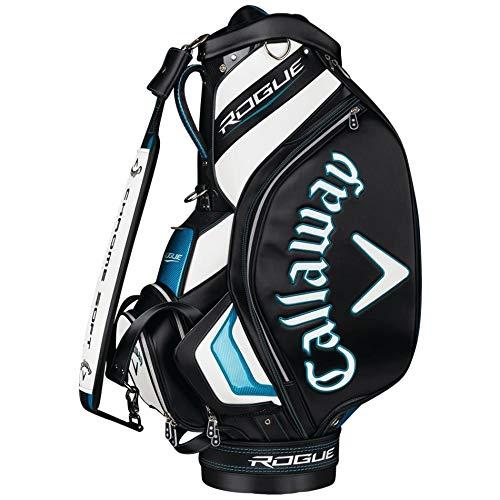 Callaway Golf 2018 Rogue Staff Cart Bag, Black/ White, Normal