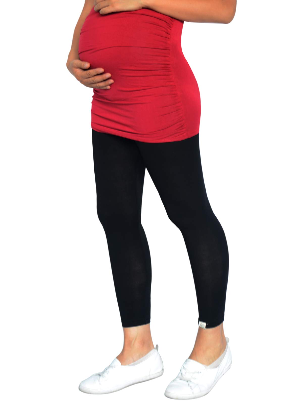 BlackCherry Maternity Activewear Leggings Tights Yoga Gym Clothes Jeggings Pants