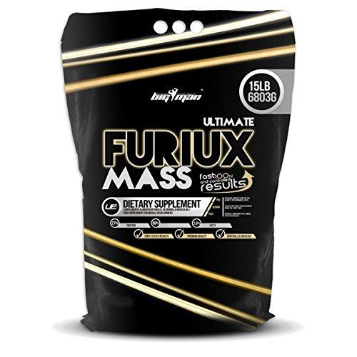 BigMan - Furiux Mass - 6.8 kg - Yogurt: Amazon.es: Alimentación y bebidas