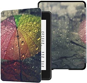 Kindle Paperwhite Estuche para niños Paraguas Coloridos en el ...