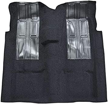 501-Black 80//20 Loop 2 Door 4 Speed ACC Replacement Carpet Kit for 1968 to 1972 Oldsmobile Cutlass