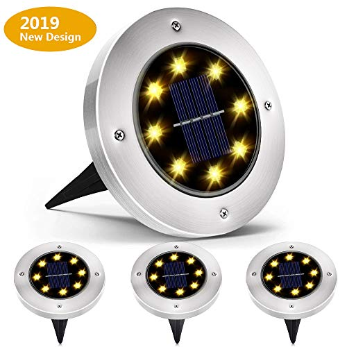 Waterproof Outdoor Solar Lights in US - 4
