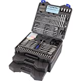 Platinum Edge 400-piece Combination Drill Bit Kit with Wheels by SAINTY