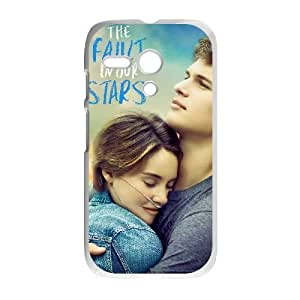 Motorola Moto G Phone Case White The Fault In Our Stars HDS325047
