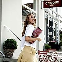 CARROUX Café espresso de grano entero (1kg) para cafetera espresso ...