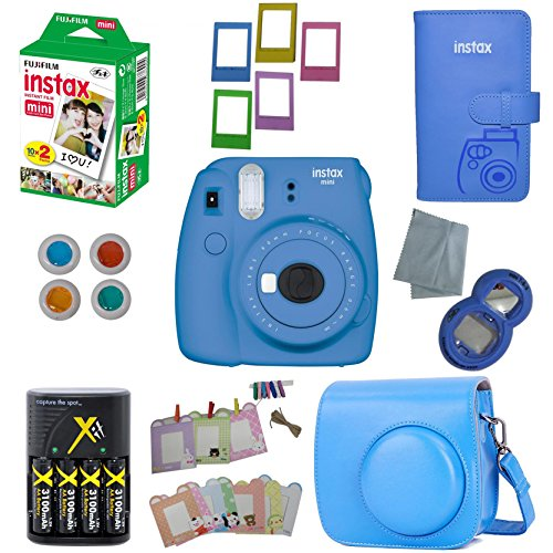 Fujifilm Instax Mini 9 Instant Camera  (Large Image)